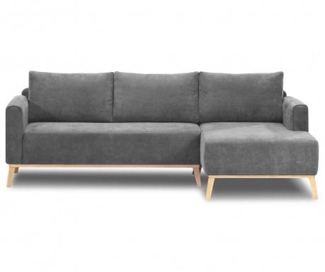 Десен ъглов диван Campos Grey