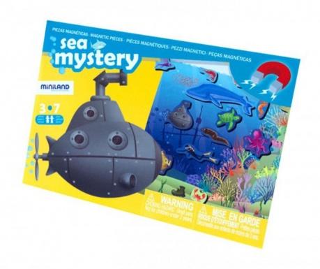 Magnetska igra Sea Mystery