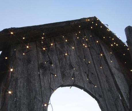 Светеща завеса за екстериор Cara