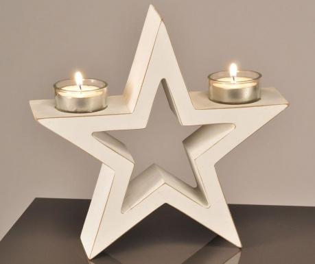 Świecznik Star
