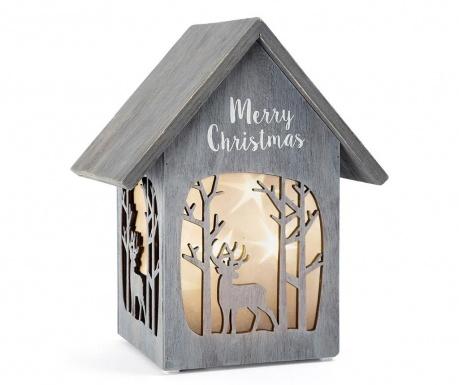 Svetlobna dekoracija Merry Christmas
