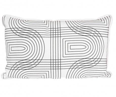 Ukrasni jastuk Retro Cream 30x50 cm