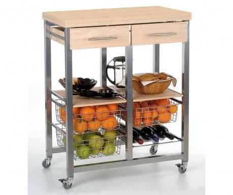 Kuchyňský vozík Milenium Double