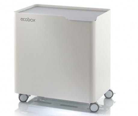 Kanta za smeće za odvojeno prikupljanje Ecobox Grey 60 L