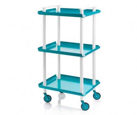 Servírovací vozík Leky Maxi Blue