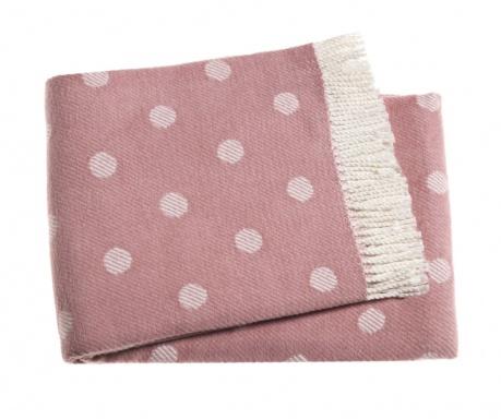 Priročna odeja Sevilla Pink 140x180 cm