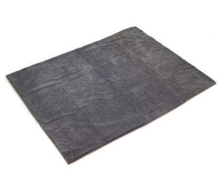 Pokrivač Corduroy Grey 125x150 cm