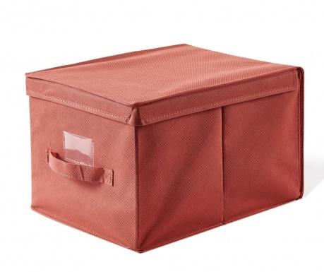 Shranjevalna škatla s pokrovom Misha Marsala