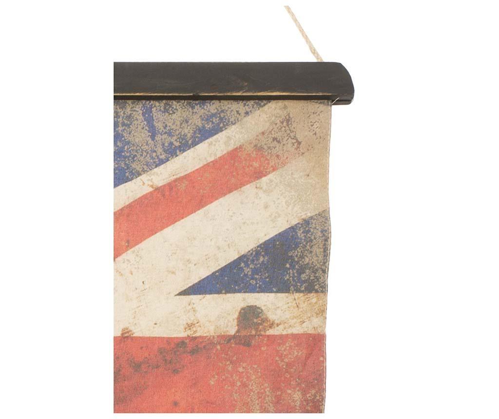 Zidni ukras Bandiera Inglese