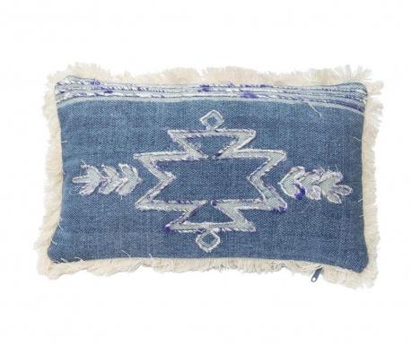 Poduszka dekoracyjna Giunchiglia Blue 30x50 cm