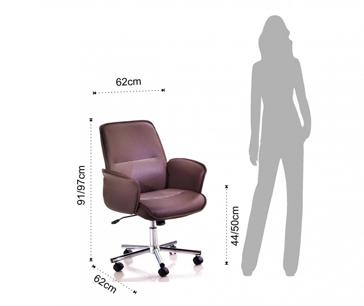 Cony Brown Irodai szék