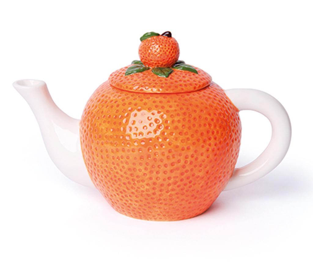 Ceainic Orange 900 ml - Excelsa, Portocaliu