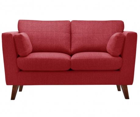Kavč Dvosed Elisa Glamour Red