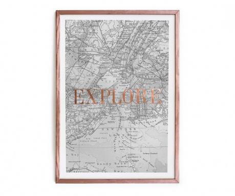 Slika Explore 43x63 cm