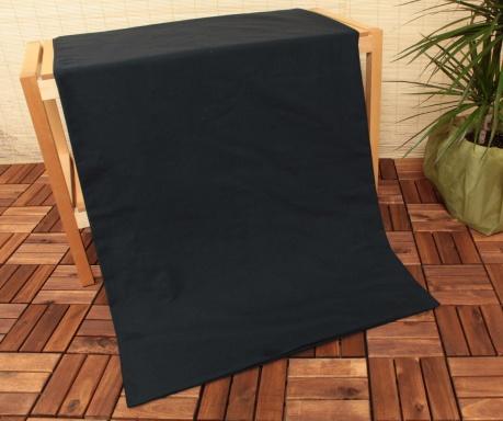 Долен чаршаф с ластик Uspa Mix Dark Blue 160x200 см