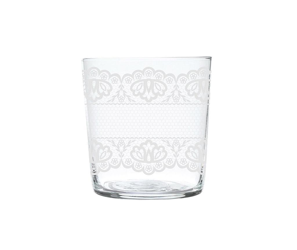 Čaša Domus White 370 ml