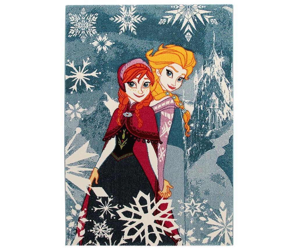 Covor Frozen Sisters 133x190 cm