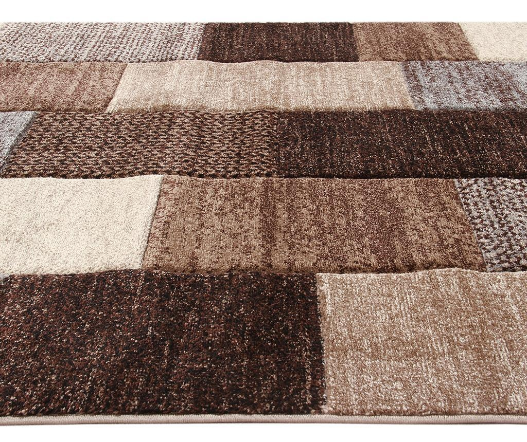 Covor Ray Beige Brown 57x200 cm