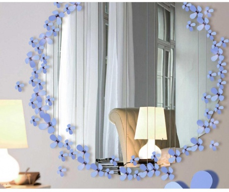 Luxury Crystal Lavander 12 darab 3D Matrica