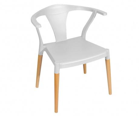Chair Shanghai White Natural