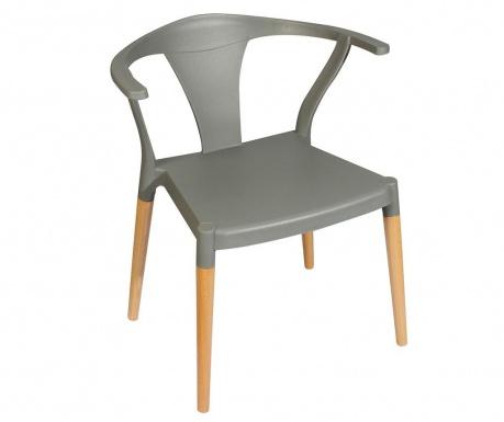 Chair Shanghai Grey Natural