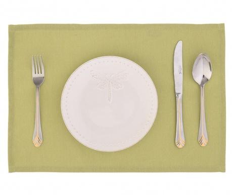 Set 2 individualuri Odalis Light Green 33x45 cm