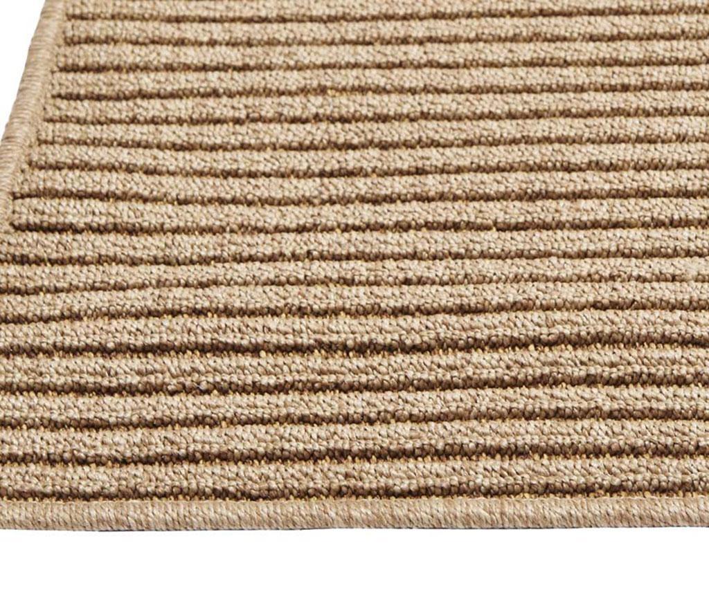 Tepih Plain Natural 160x230 cm