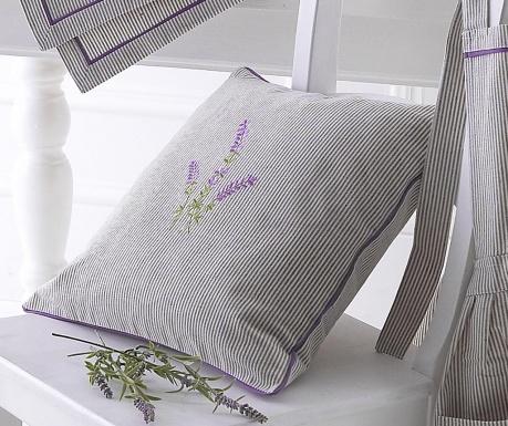 Lavender Párnahuzat 40x40 cm