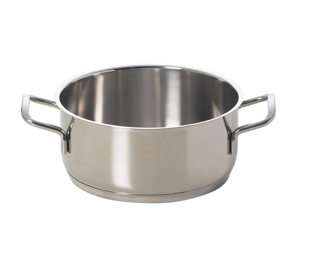 Cratita Jazz Cook Mane 4.2 L - Excelsa, Gri & Argintiu