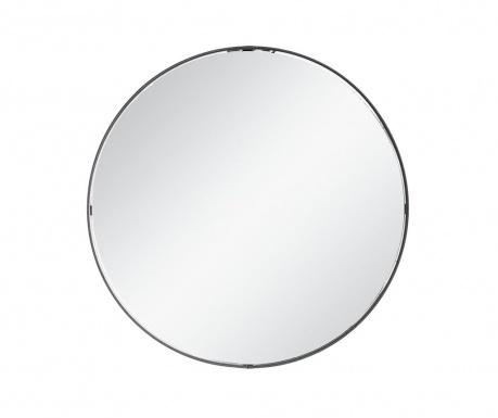 Zrcadlo Amari Black Round