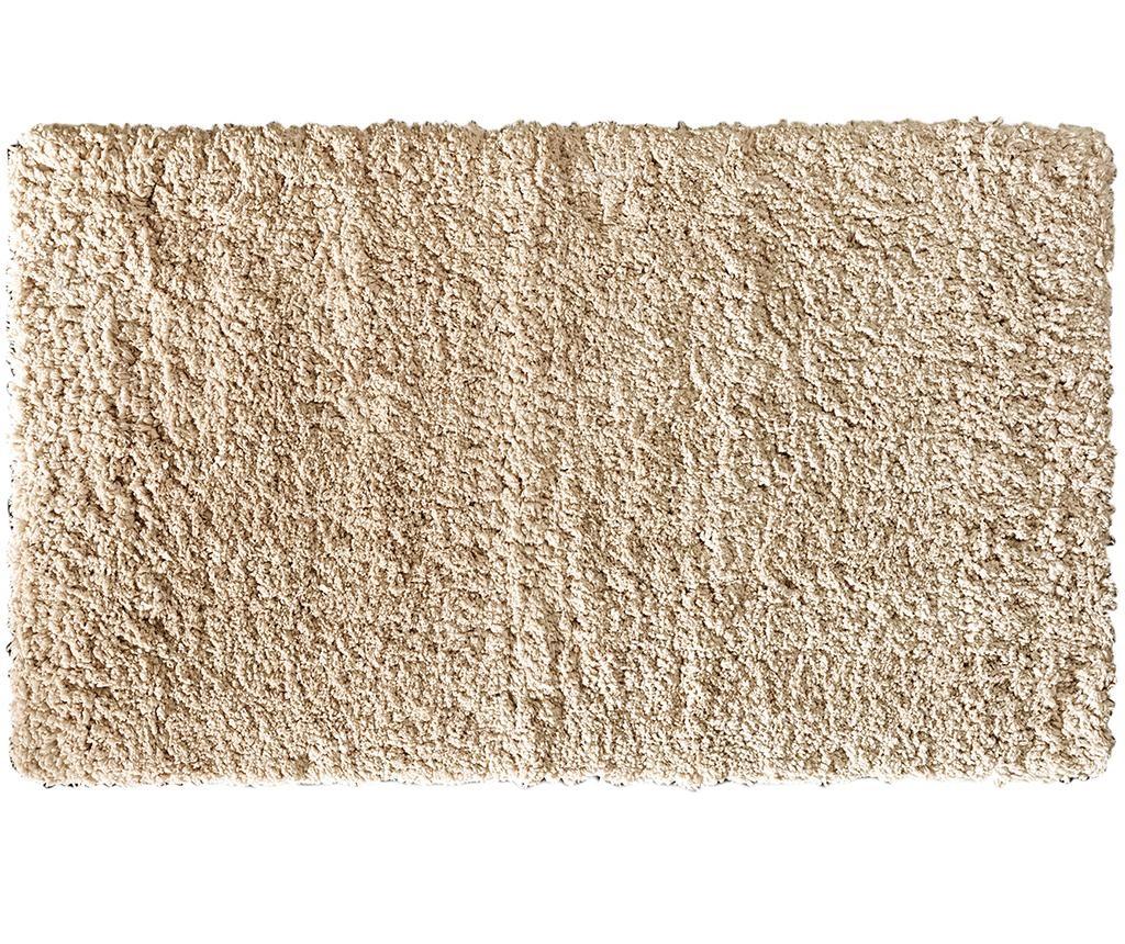 Bellagio Beige Fürdőszobai szőnyeg 53x86 cm