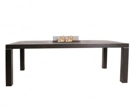 Stół z palnikiem Diner Ral