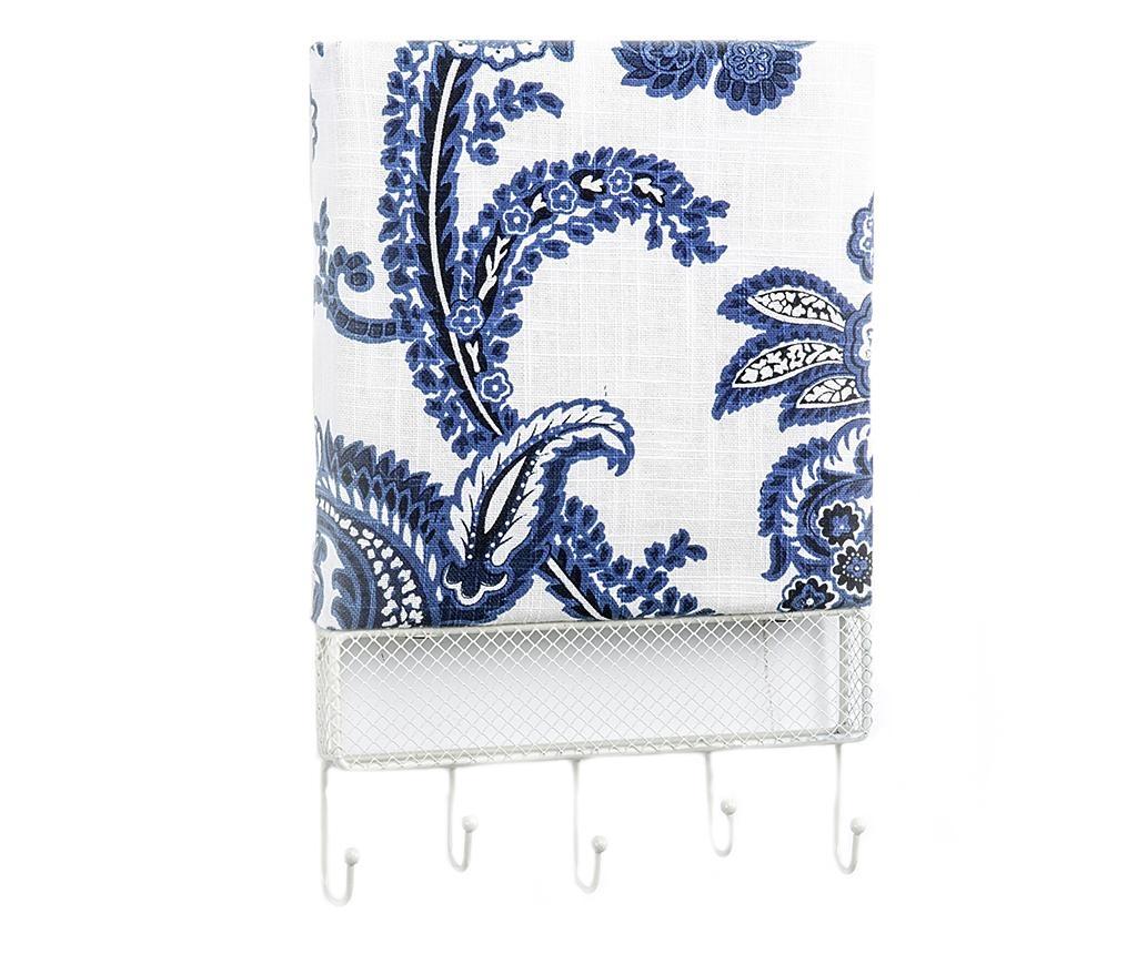Suport pentru bijuterii Blue Flowers