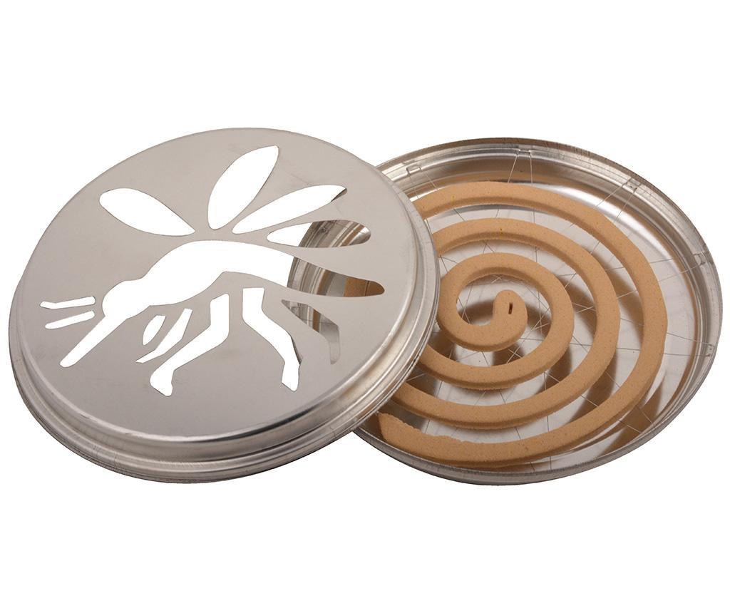Set 10 spiral proti komarjem Citronella Sense