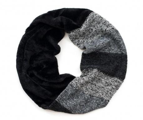Fular circular Contrast 27x146 cm