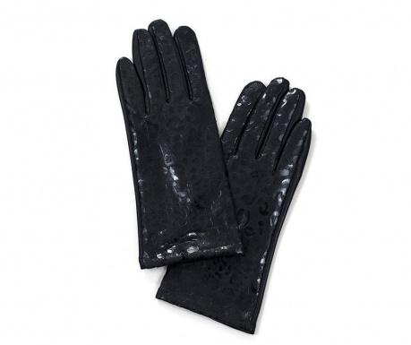 Rękawiczki damskie Floralis Dark M/L