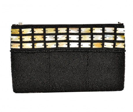 Envelope bag Greta Black