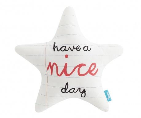 Dekorační polštář Nice Day Estrella 40x40 cm