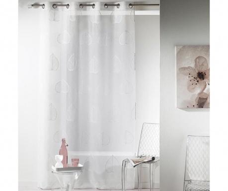 Záclona Palmy White 140x240 cm