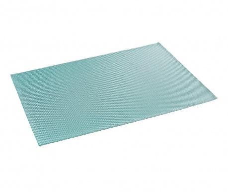 Pogrinjek Silky Blue 32x47 cm