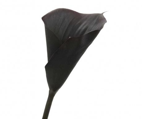 Umělá květina Black Calla