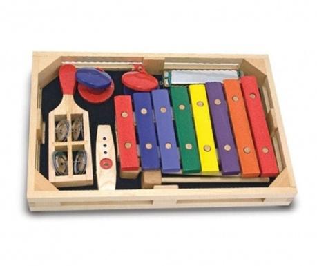Idea 5 darabos Zenélő szett gyerekeknek