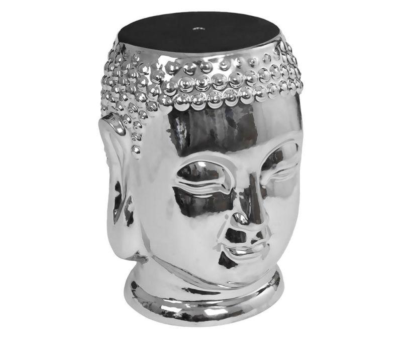 Taburet decorativ Buddha Will