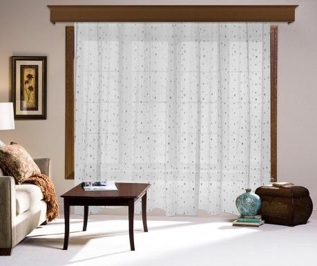 Záclona Vernie Grey 200x260 cm