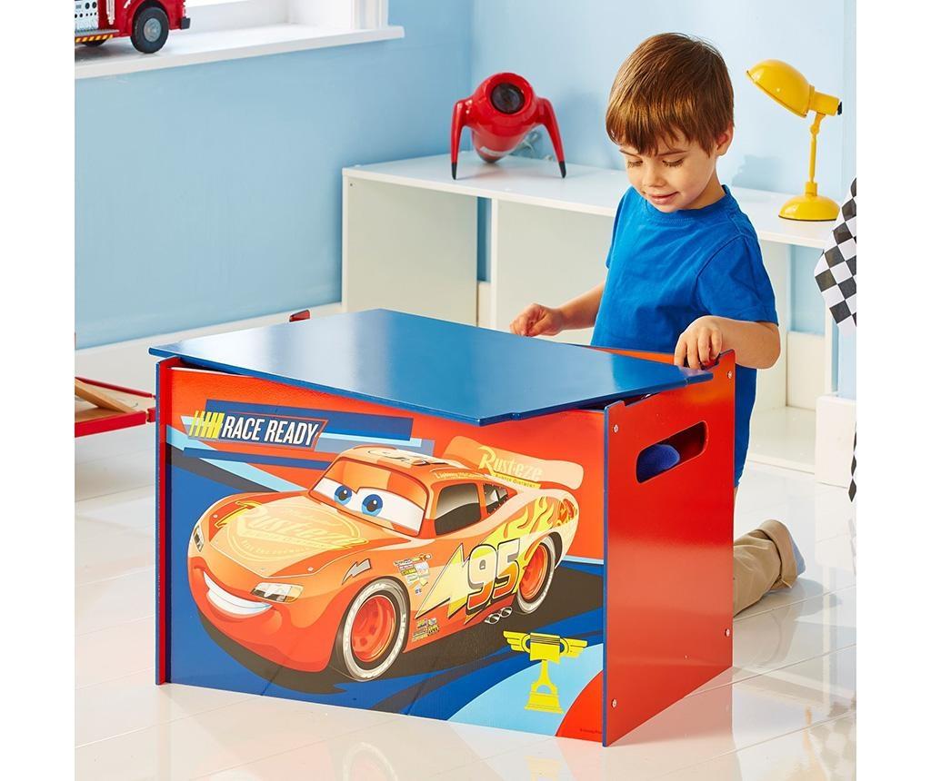 Kutija za pohranu s poklopcem Cars