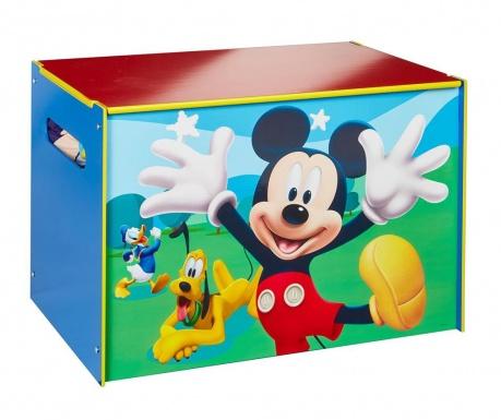 Кутия с капак за съхранение Mickey Mouse