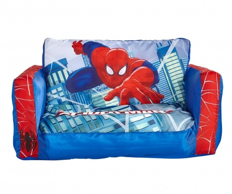 Надуваемо детско канапе Spiderman
