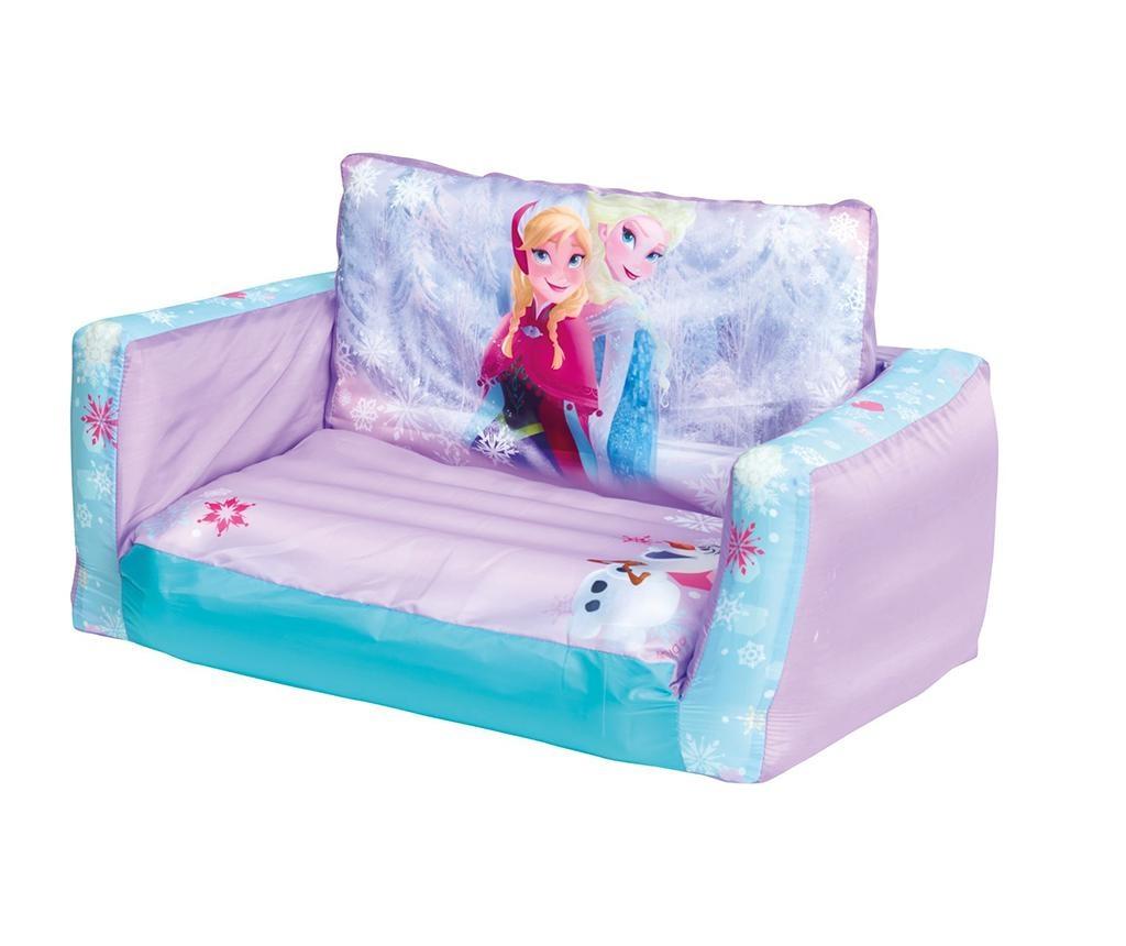 Canapea gonflabila pentru copii Frozen
