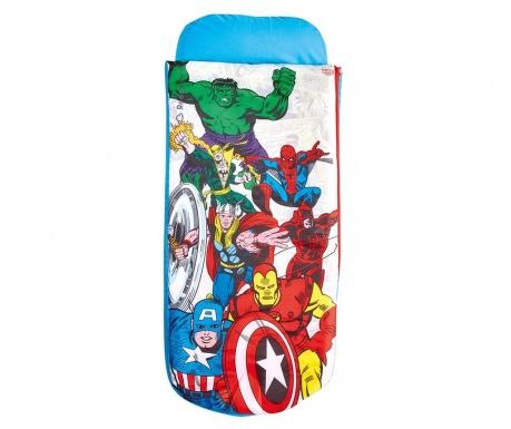 Надуваемо   легло Marvel Comics 62x150 см