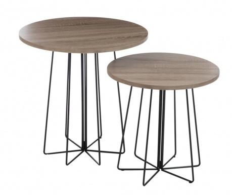 Set 2 stolića za kavu Magdalene